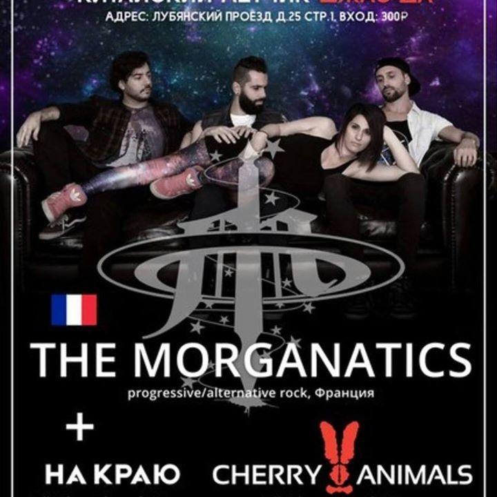 The Morganatics Tour Dates