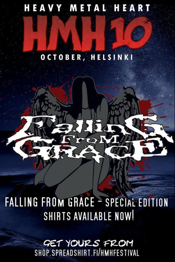 Falling From Grace Tour Dates