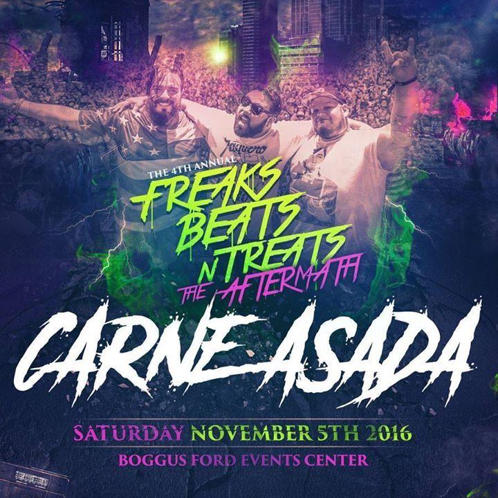 Carne Asada Tour Dates
