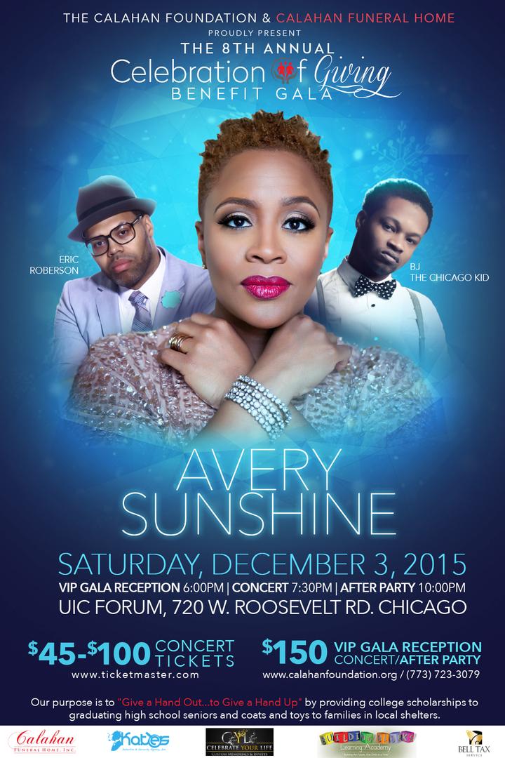 Avery*Sunshine @ UIC Forum  - Chicago, IL