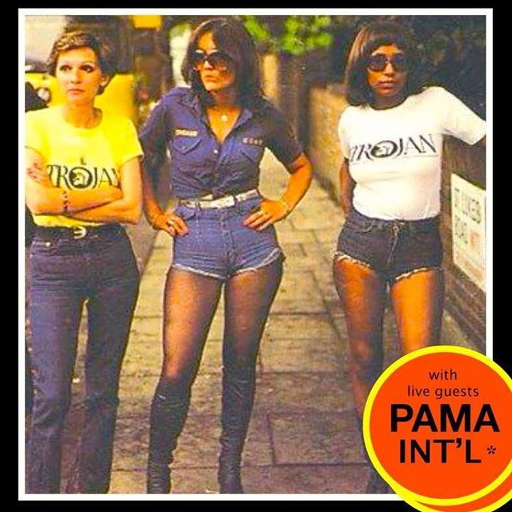 Pama International Tour Dates