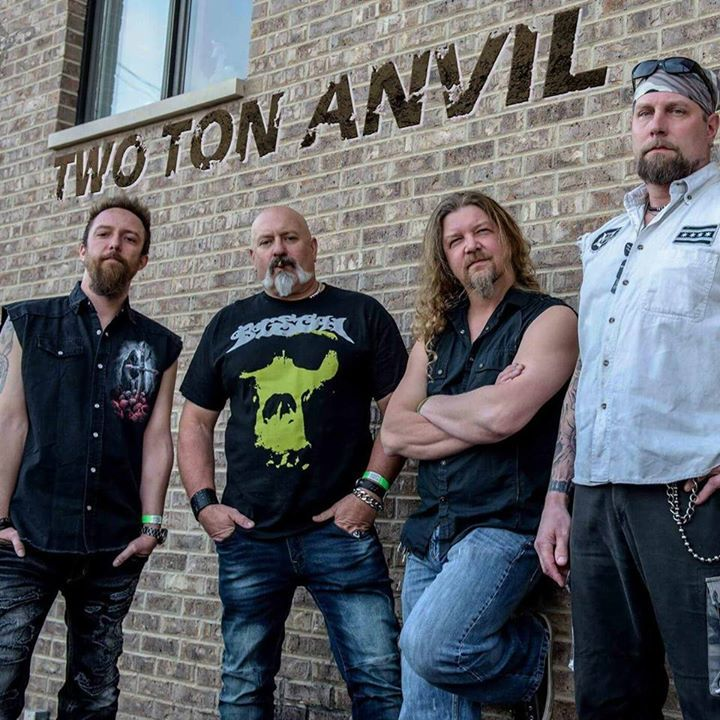 TWO TON ANVIL Tour Dates