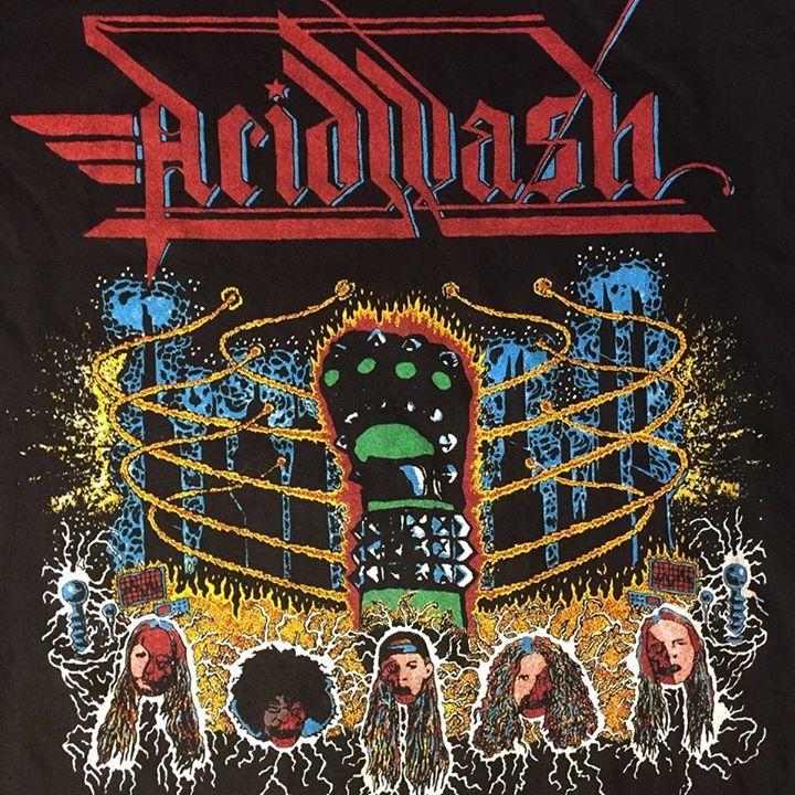 Acid Wash Tour Dates