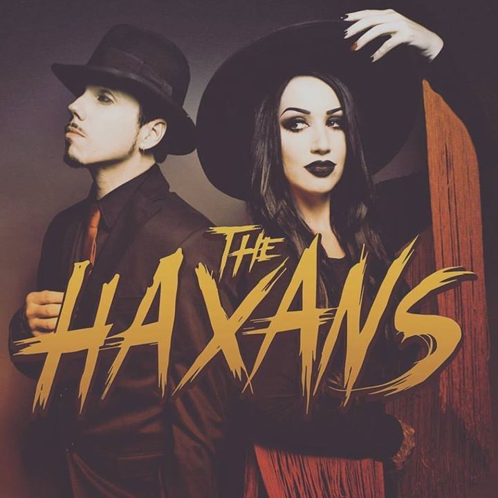 The Haxans Tour Dates