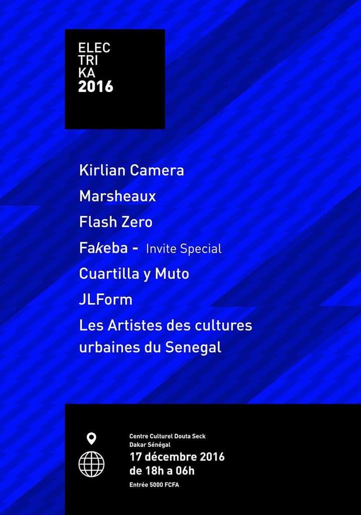 Cuartilla y Muto @ Centre Culturel Douta Seck - Dakar, Senegal
