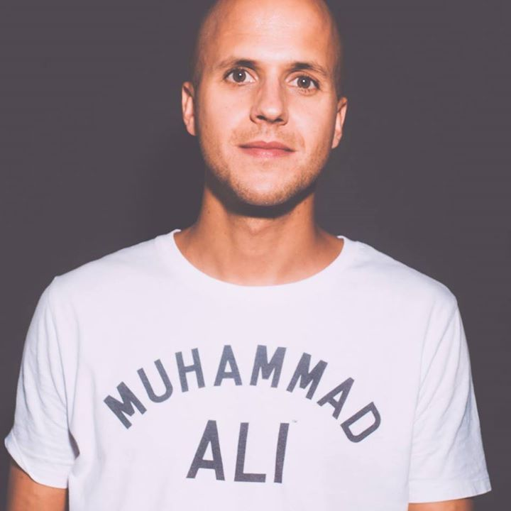 Milow @ Metro Club - Basel, Switzerland