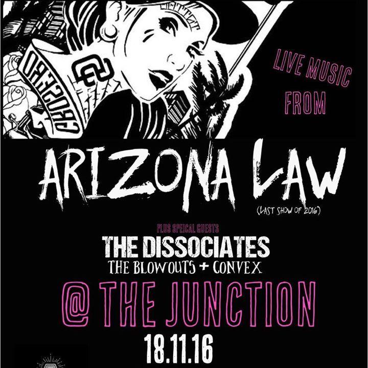 Arizona Law Tour Dates