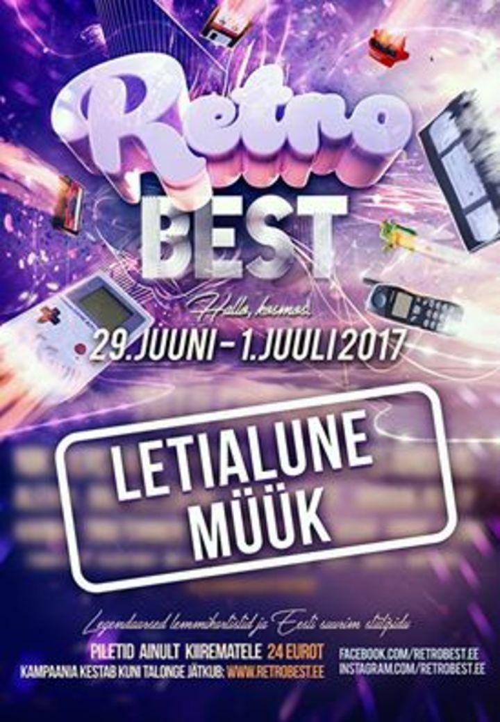 DJ Sash @ Retrobest - Otepaa, Estonia