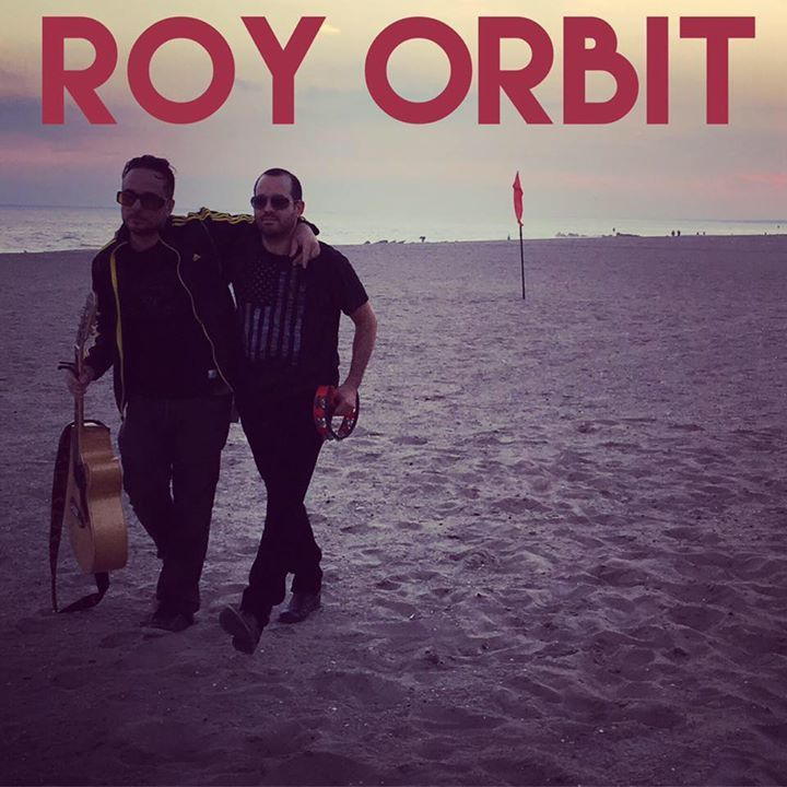 Roy Orbit Tour Dates