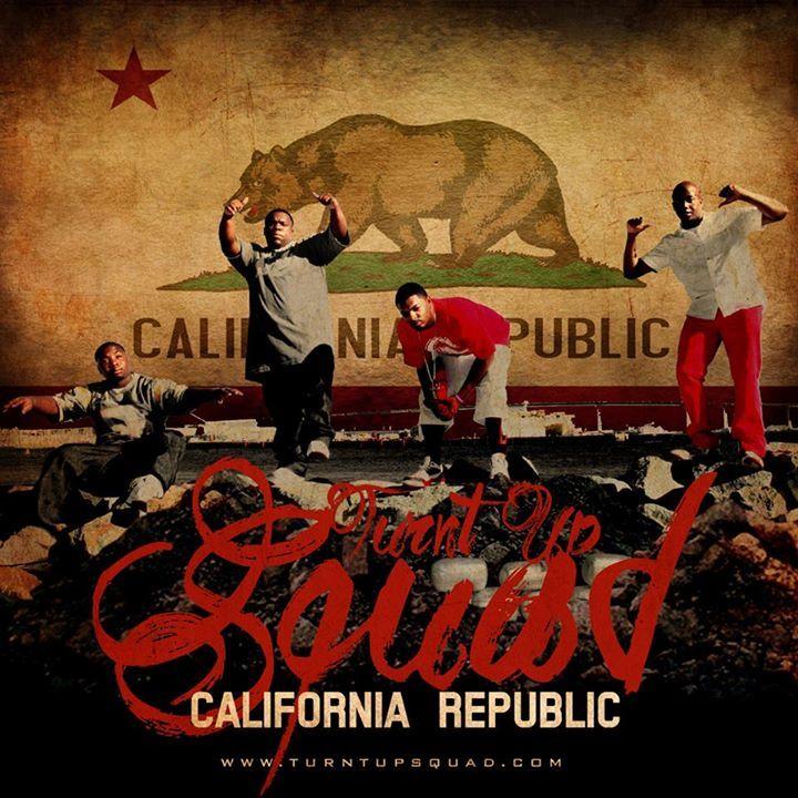 Turnt UP Squad Tour Dates