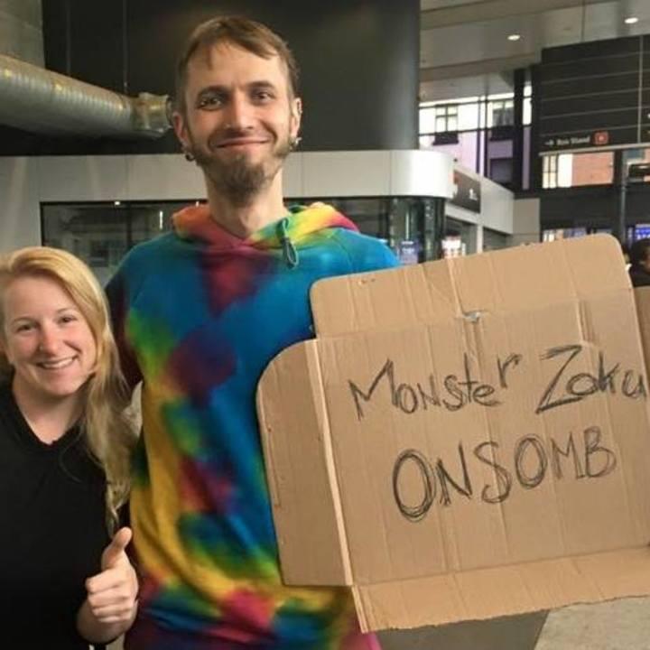 Monster Zoku Onsomb Tour Dates