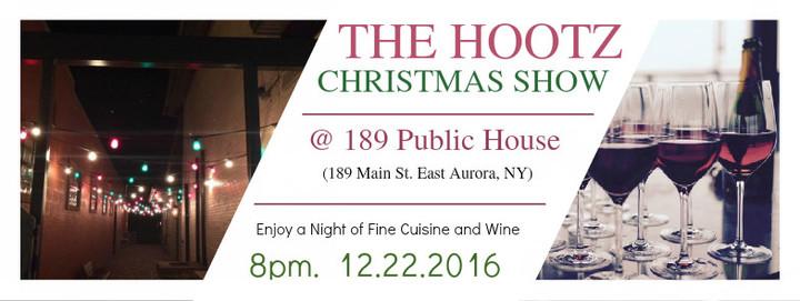 The Hootz @ 189 Public House - East Aurora, NY
