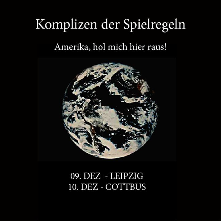 Komplizen der Spielregeln @ Blaue Perle - Leipzig, Germany