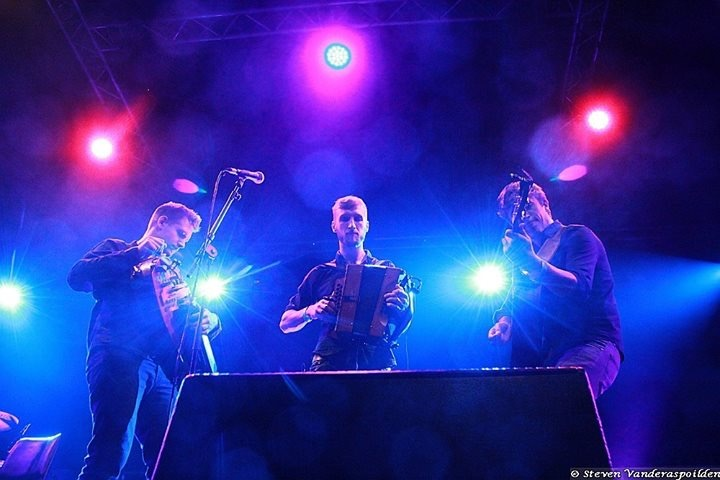Trio Dhoore Tour Dates