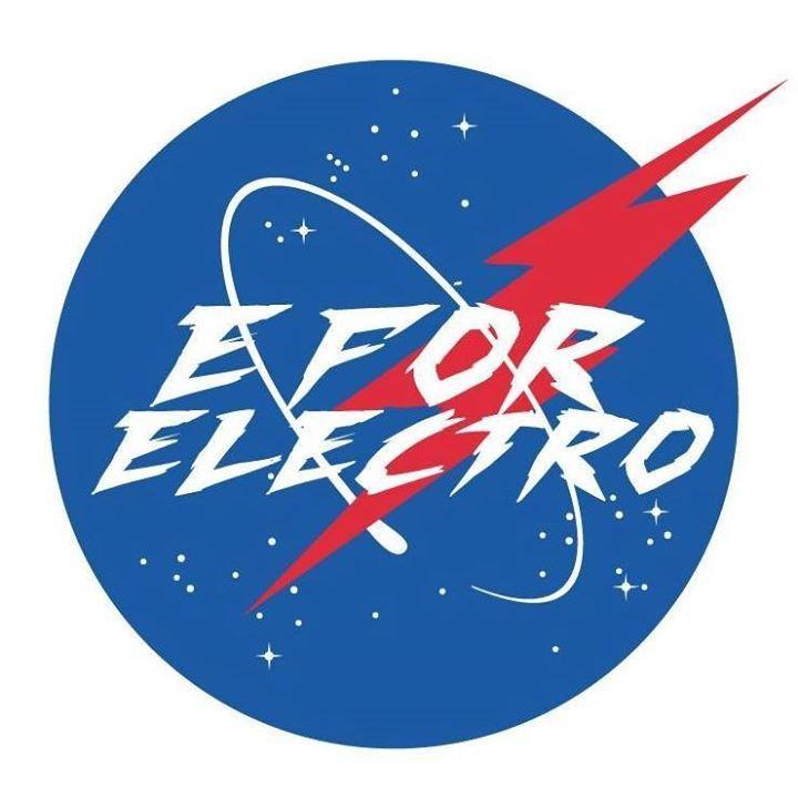 E for Electro Tour Dates