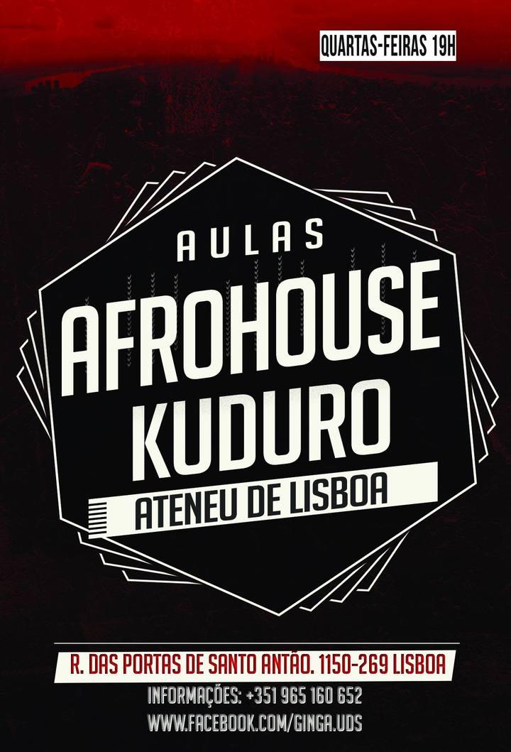 Pupilos do Kuduro @  Aulas de Kuduro & Afrohouse na GINGA urban dance studio Studio - Lisbon, Portugal
