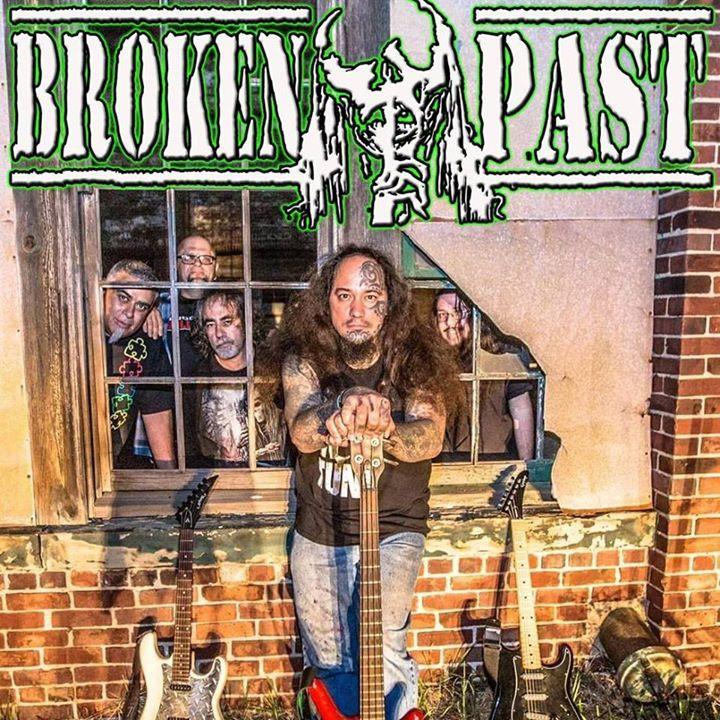 Broken Past Tour Dates