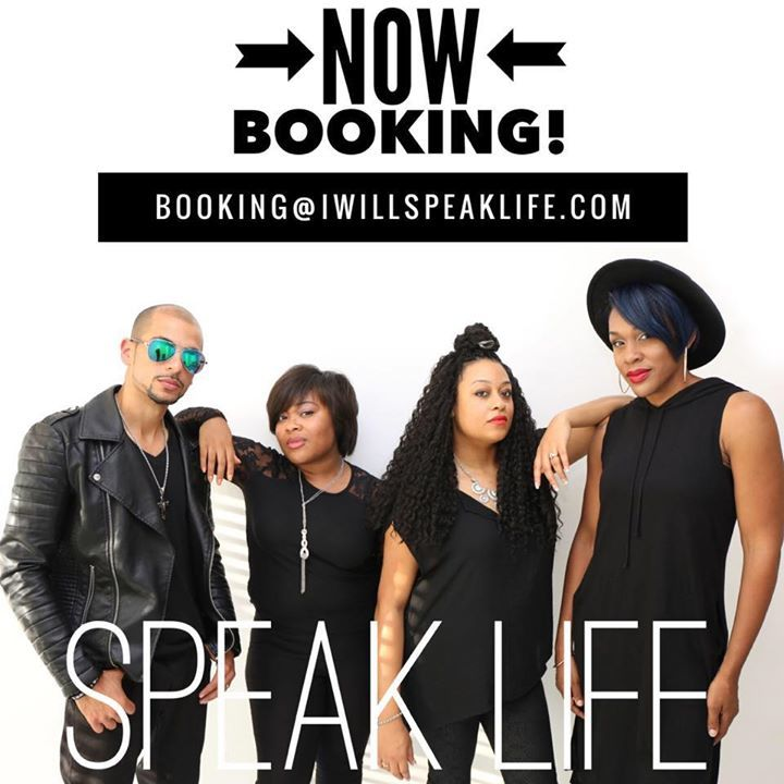 Speak Life Tour Dates