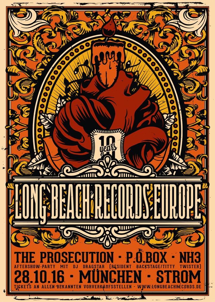 P.O.BOX Tour Dates