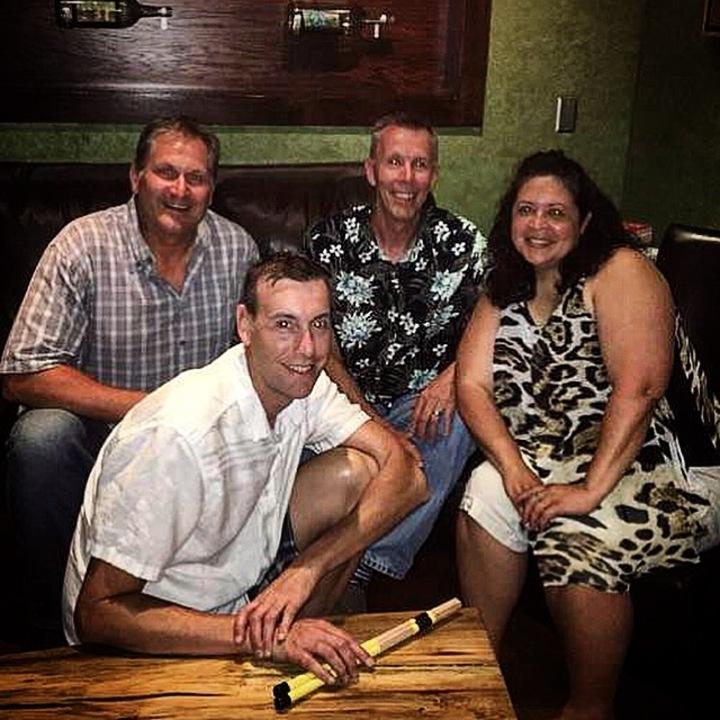 The Laid Back Band @ Lincoln Wine Bar - Mt Vernon, IA