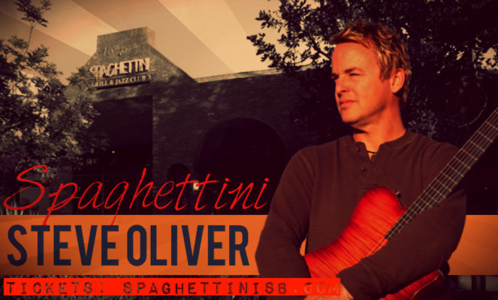 Steve Oliver @ Spaghettini - Seal Beach, CA