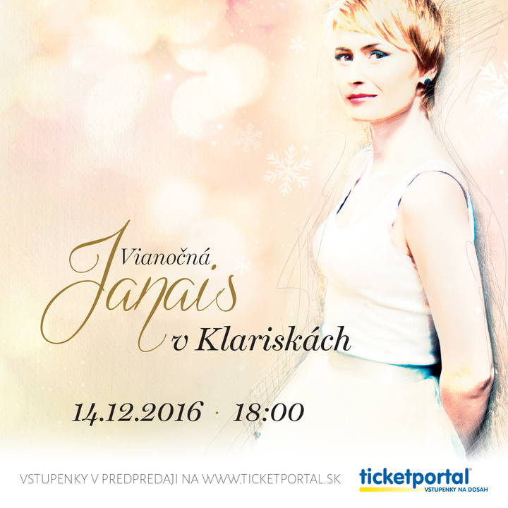 Janais @ Kostol Klarisiek - Bratislava, Slovakia