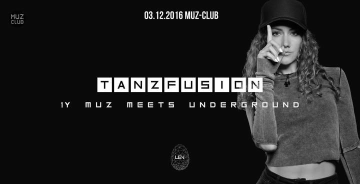TONY DIA @ MUZclub - Nurnberg, Germany