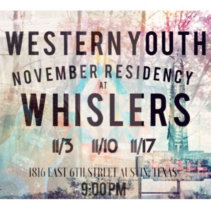 Western Youth Tour Dates