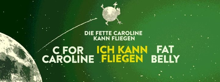 C for Caroline @ Kulturzentrum FAUST - Hannover, Germany