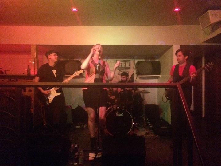 Brewster Moonface @ Alphabet Lounge - New York, NY