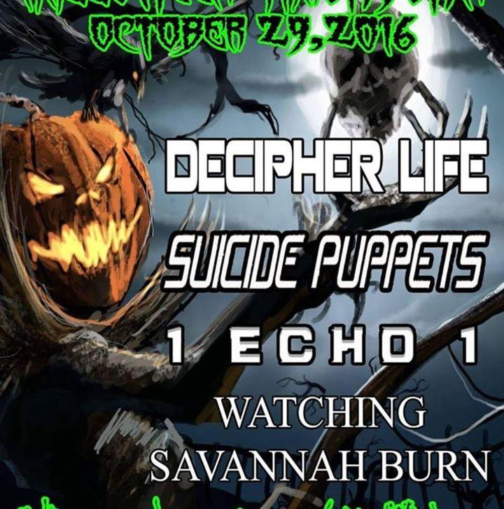 Decipher Life Tour Dates