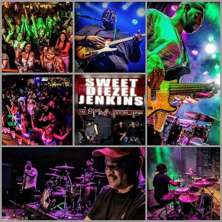 Sweet Diezel Jenkins @ Durty Nellies  - Palatine, IL
