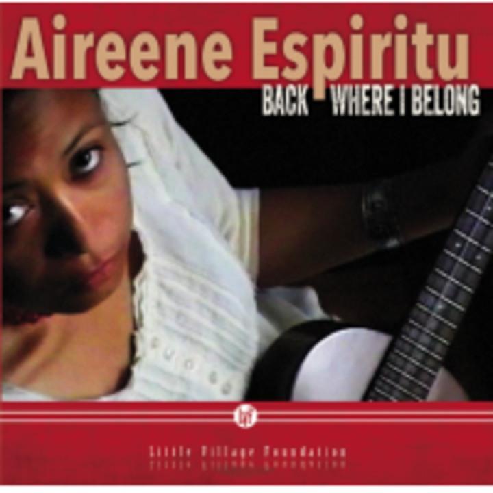Aireene Espiritu Music @ coffee gallery Backstage - Altadena, CA