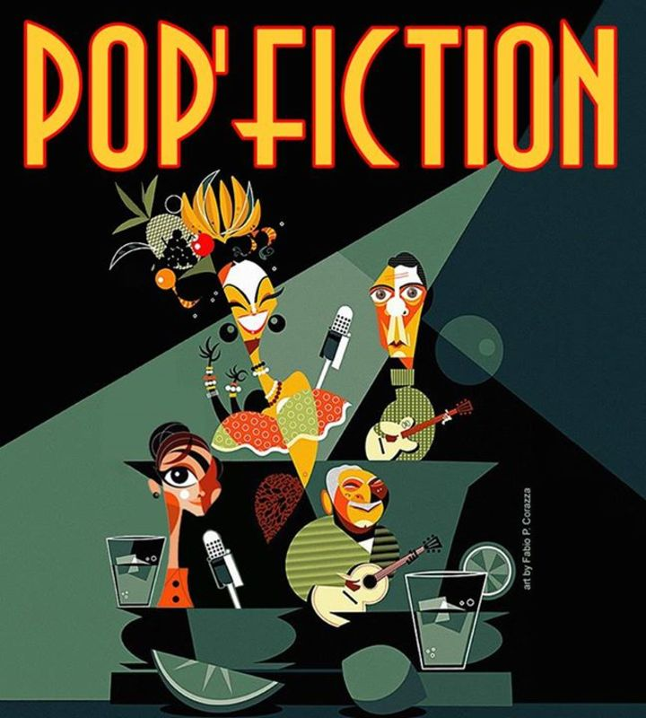 Pop'Fiction Tour Dates