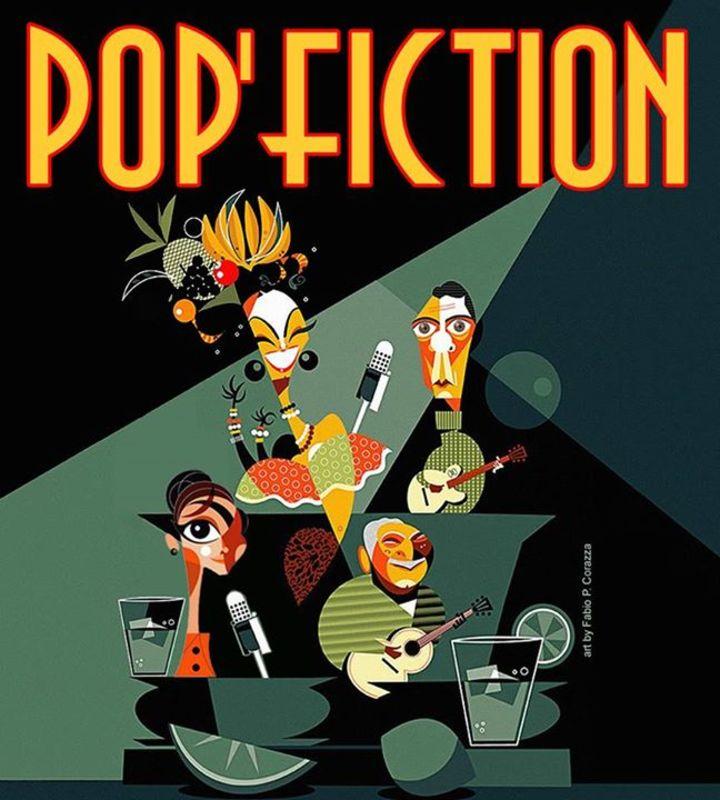 Pop'Fiction @ L'Escale - Les Anses-D'arlet, French-Martinique