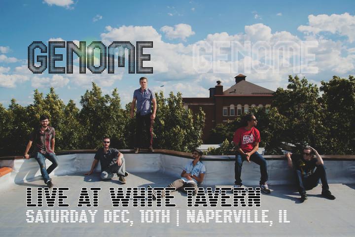 Genome @ White Tavern - Naperville, IL