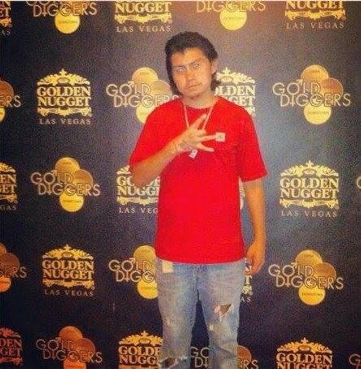 Mr Millie @ Fremont Street Experience - Las Vegas, NV