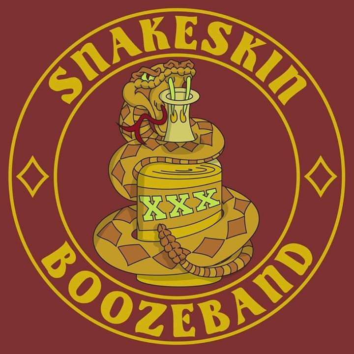 Snakeskin Boozeband Tour Dates