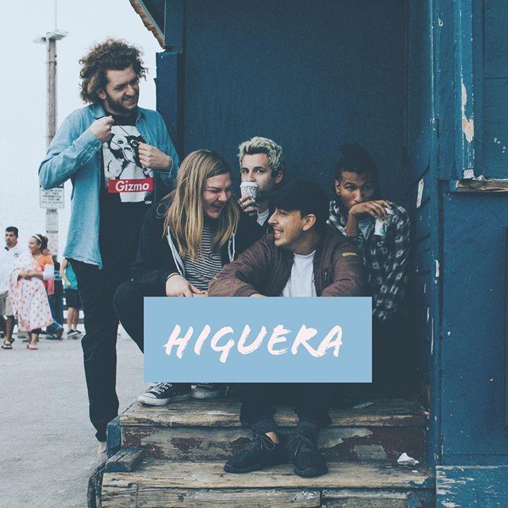 Higuera Tour Dates