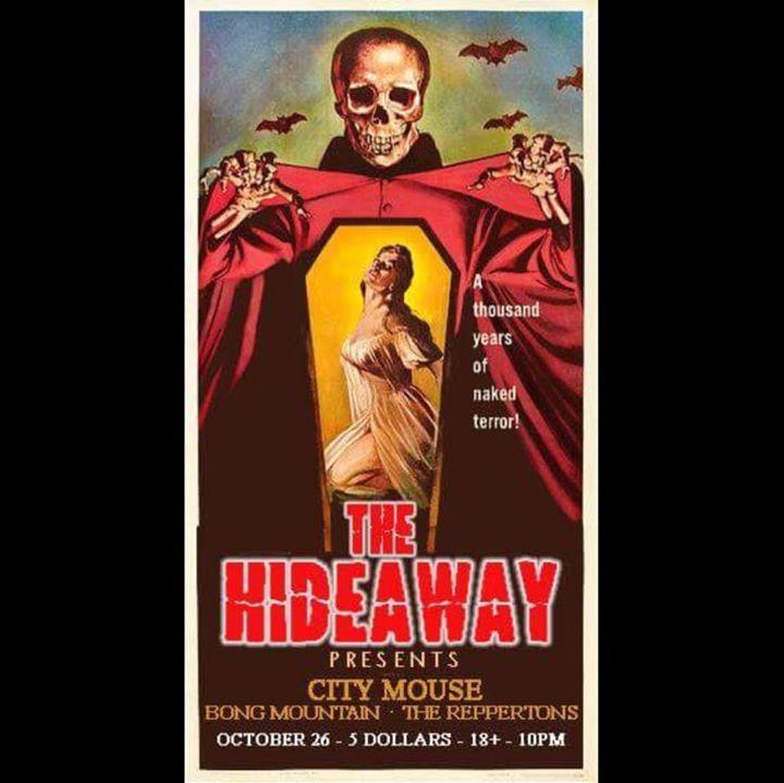 The Hideaway Tour Dates