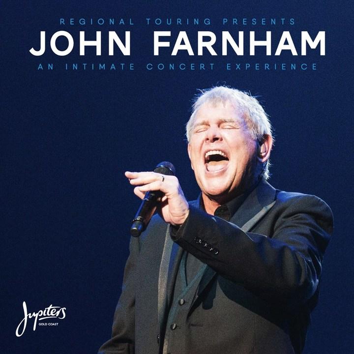 John Farnham @ Jupiters Gold Coast - Gold Coast, Australia