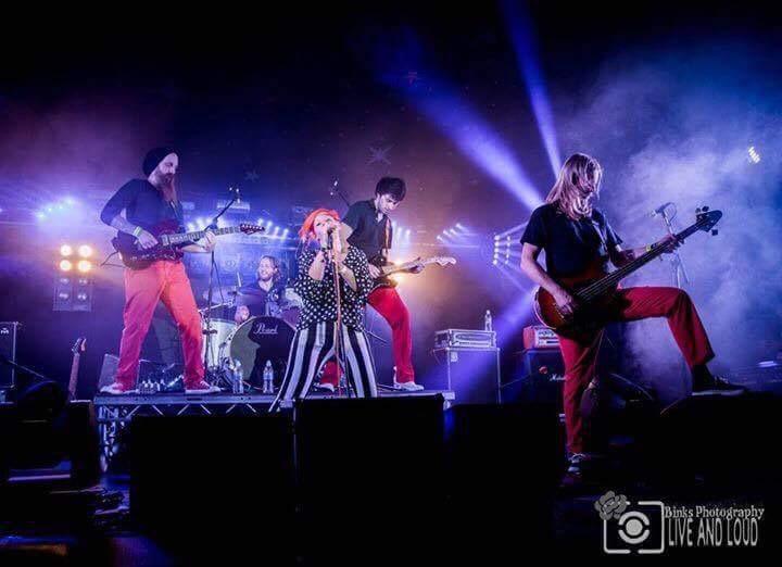 Paramore Or Less @ O2 Academy Glasgow  - Glasgow, United Kingdom
