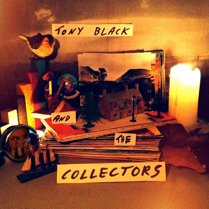 Tony Black and the Collectors Tour Dates