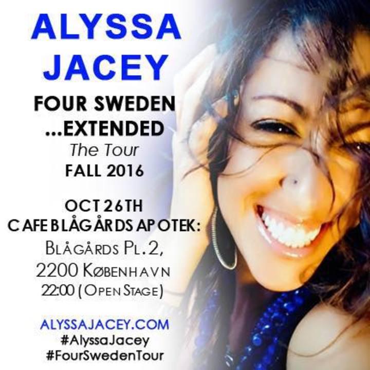 Alyssa Jacey Tour Dates
