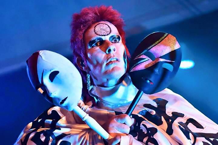 Absolute Bowie Band @ The Beaverwood - Chislehurst, United Kingdom