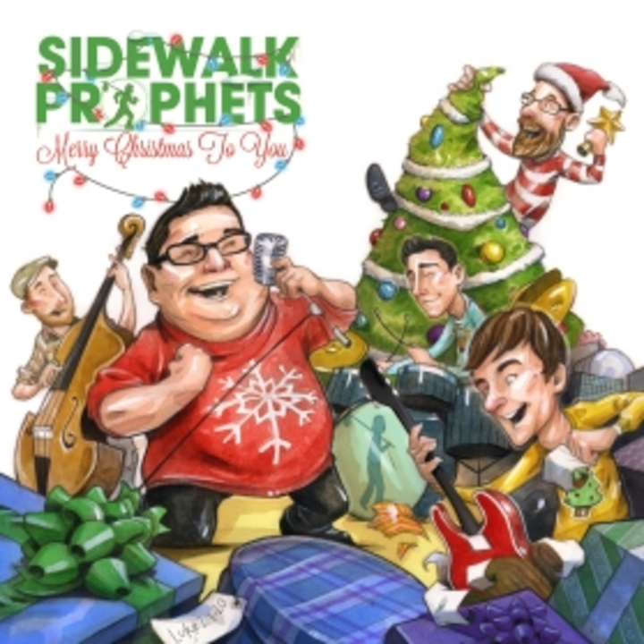 Sidewalk Prophets @ East Montgomery High School - Biscoe, NC