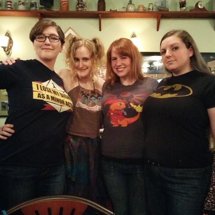 Misbehavin' Maidens @ New Deal Cafe - Greenbelt, MD
