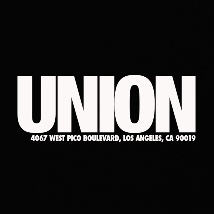 Union Tour Dates
