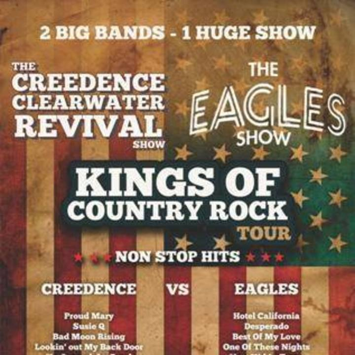 The Kings of Country Rock Tour Dates