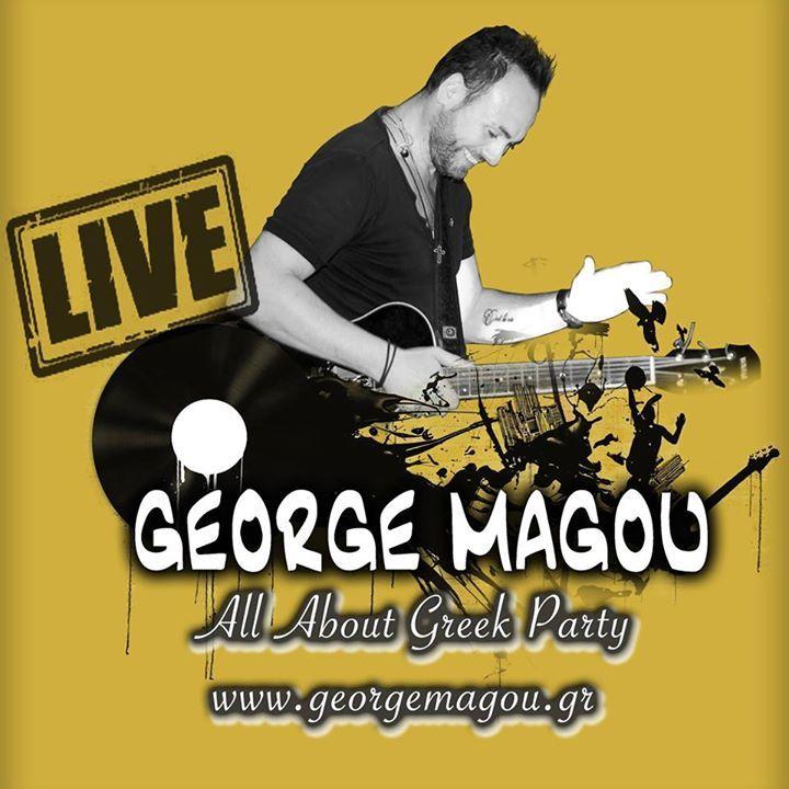 GEORGE MAGOU Tour Dates